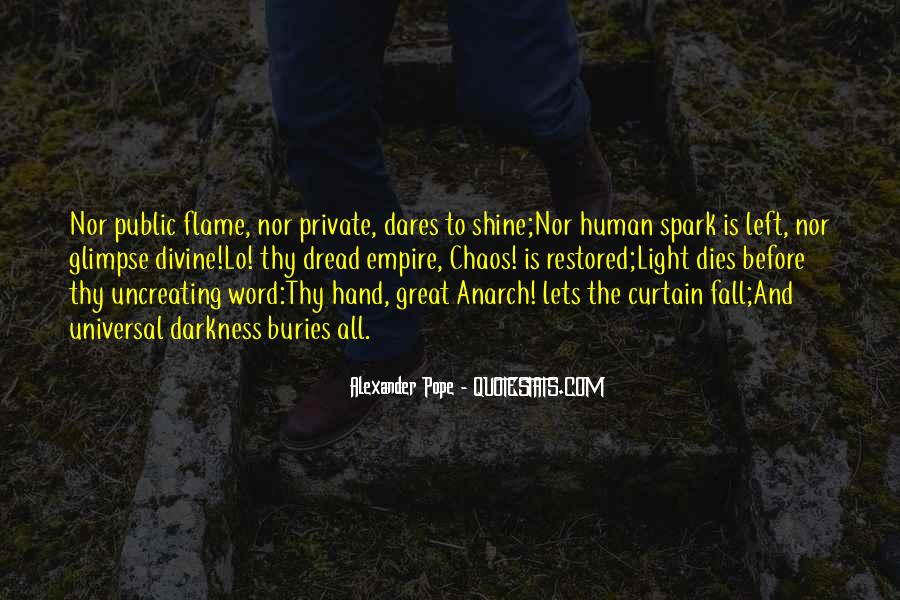 Quotes About Darkness And Light #158428