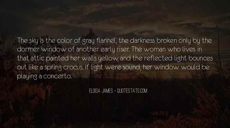 Quotes About Darkness And Light #46081