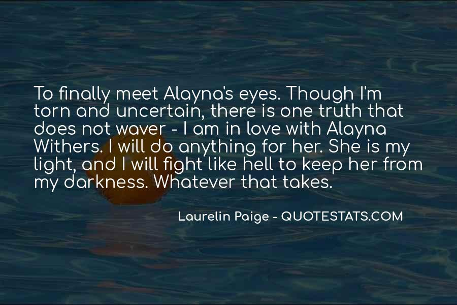 Quotes About Darkness And Light #71503