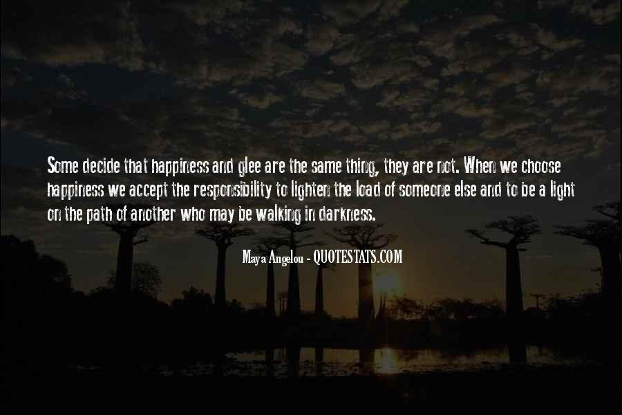 Quotes About Darkness And Light #73681