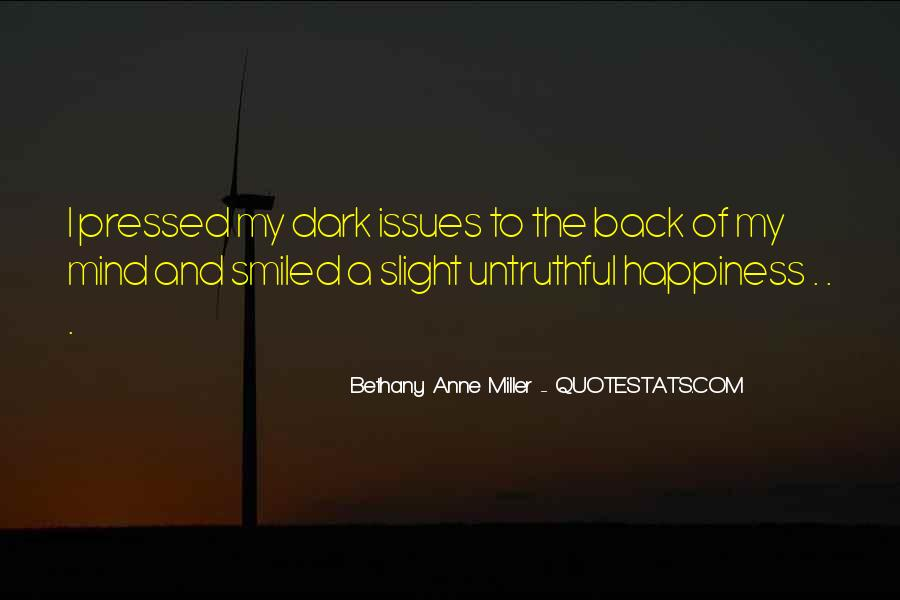 Quotes About Darkness And Light #79034