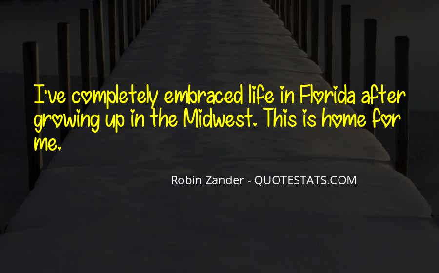 Quotes About Florida Life #1291433