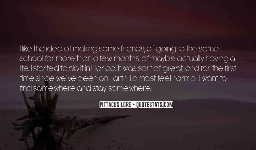 Quotes About Florida Life #1344930
