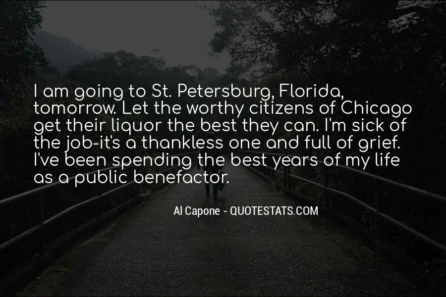 Quotes About Florida Life #1866110