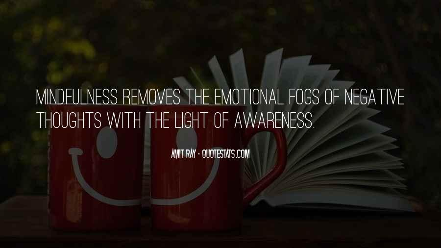 Quotes About Awareness Of Self #180613