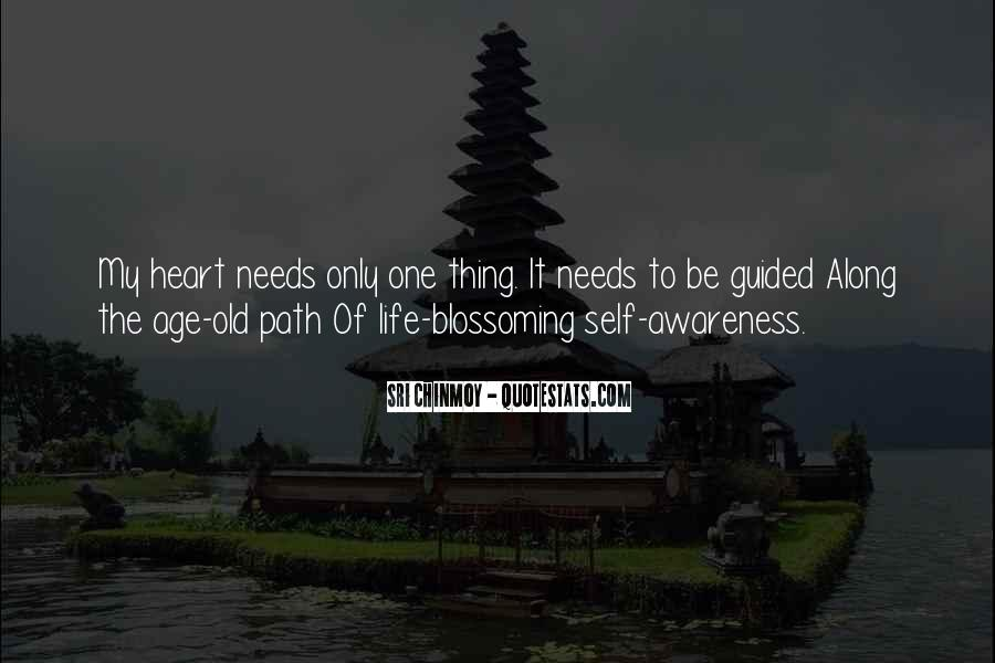 Quotes About Awareness Of Self #19293