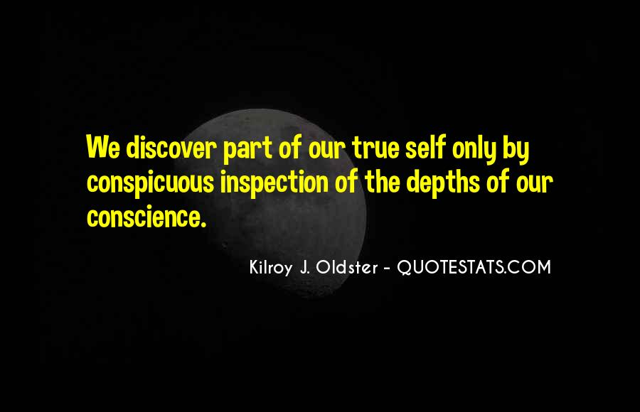 Quotes About Awareness Of Self #215386