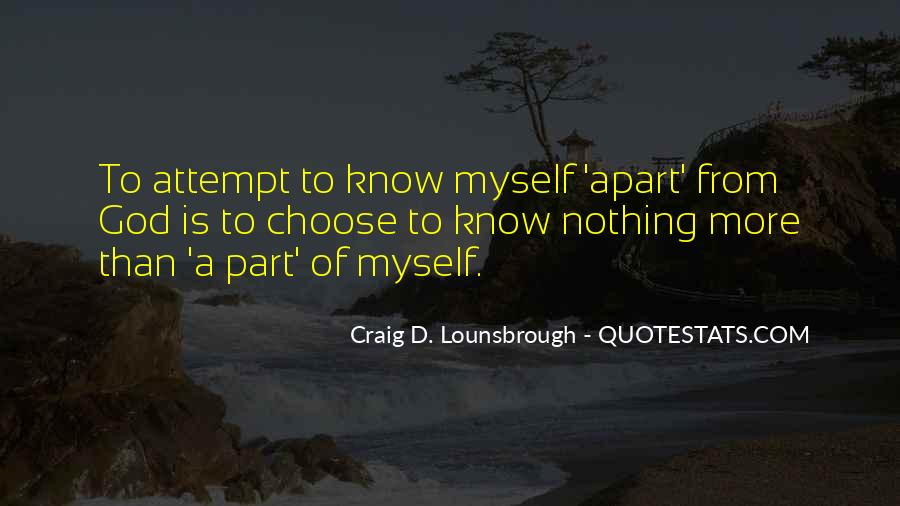 Quotes About Awareness Of Self #216730