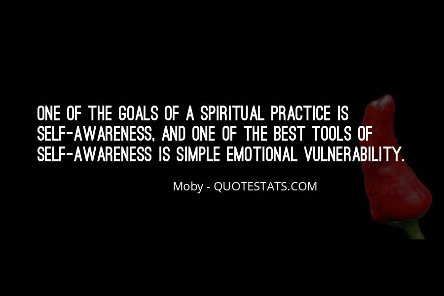 Quotes About Awareness Of Self #284769