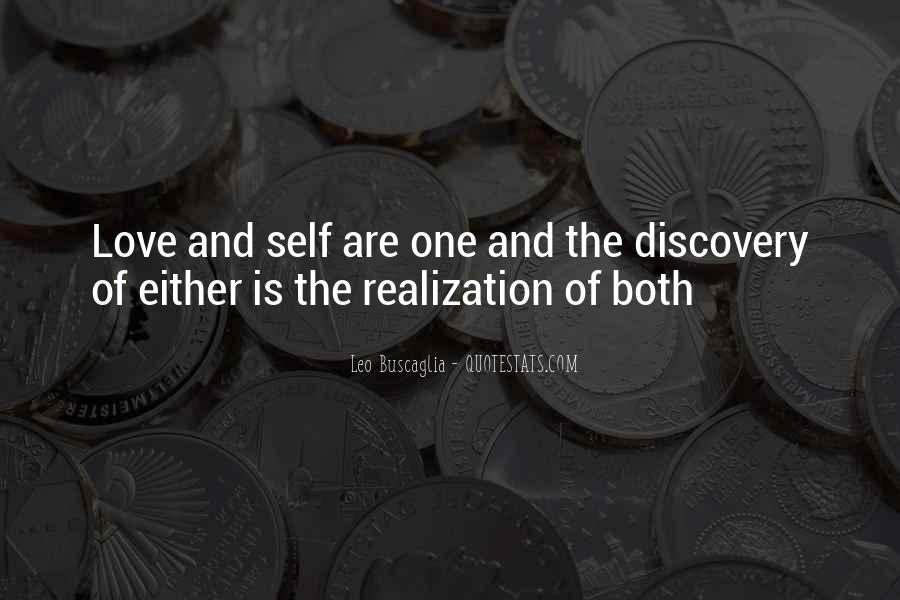 Quotes About Awareness Of Self #48029