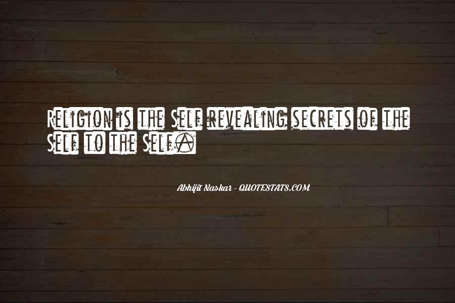 Quotes About Awareness Of Self #51757
