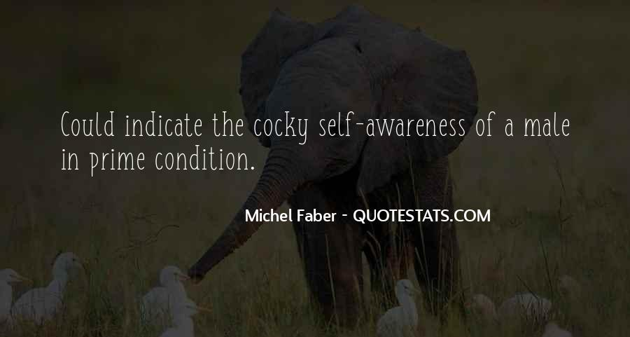 Quotes About Awareness Of Self #63613