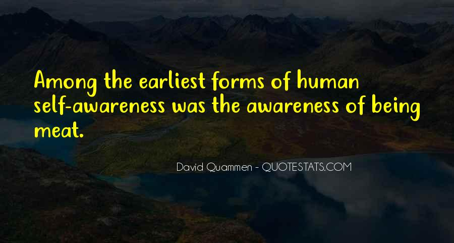Quotes About Awareness Of Self #91568