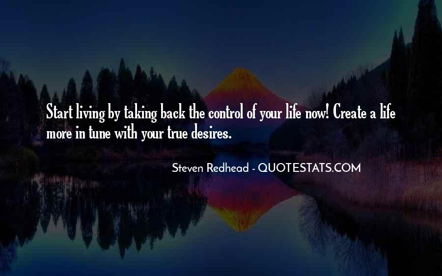 Quotes About Living Your True Self #139847