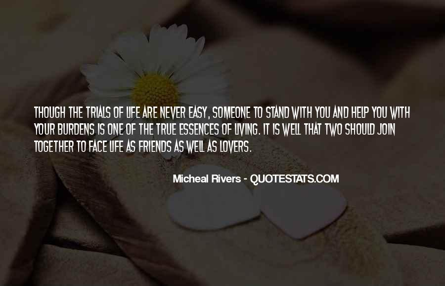 Quotes About Living Your True Self #210575