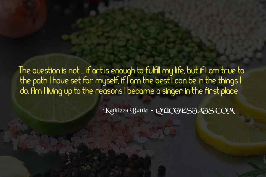 Quotes About Living Your True Self #81754