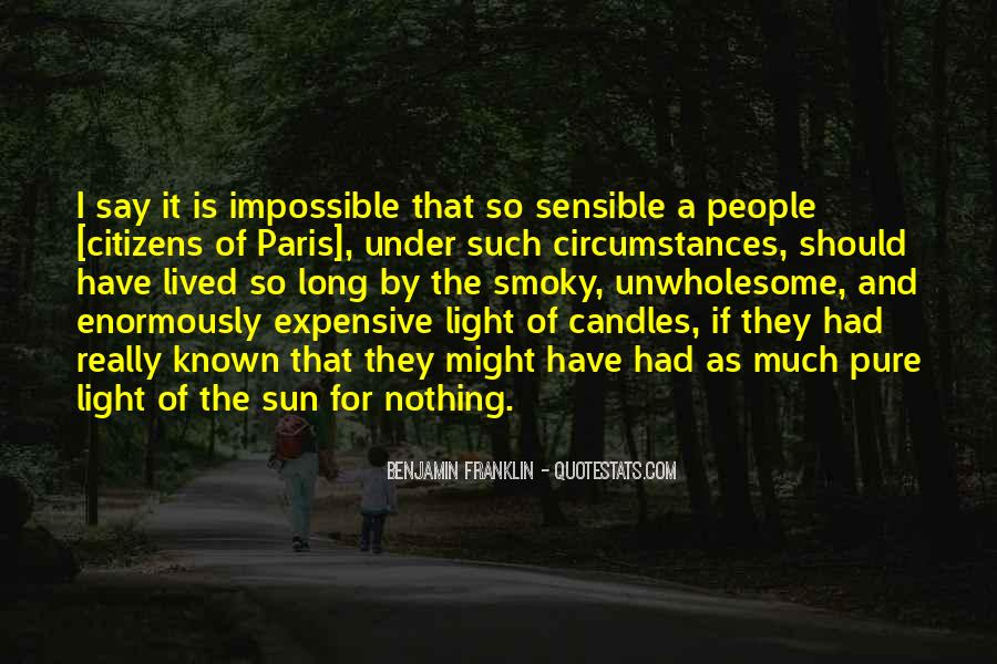 Quotes About Light Of Candles #1290661
