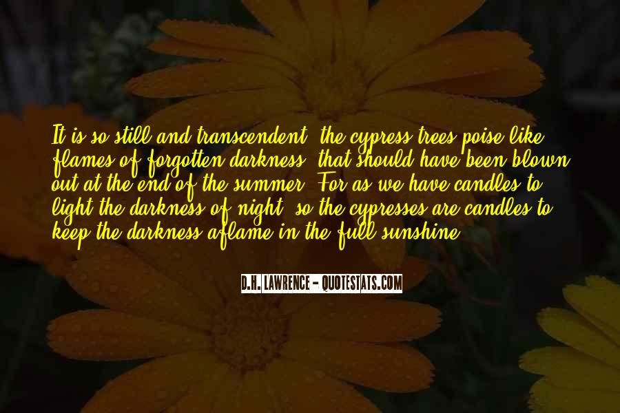 Quotes About Light Of Candles #1625795