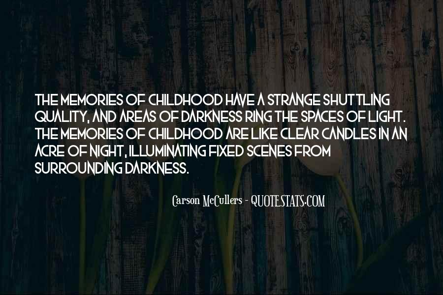Quotes About Light Of Candles #426534