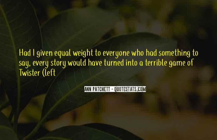 Quotes About Twister The Game #639131