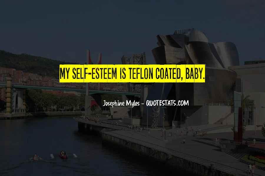Quotes About Teflon #1429895