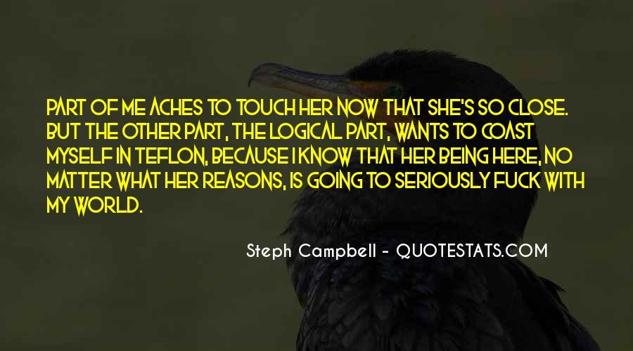 Quotes About Teflon #1519057