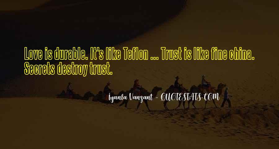 Quotes About Teflon #1732993