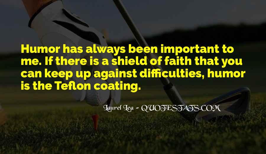 Quotes About Teflon #675899