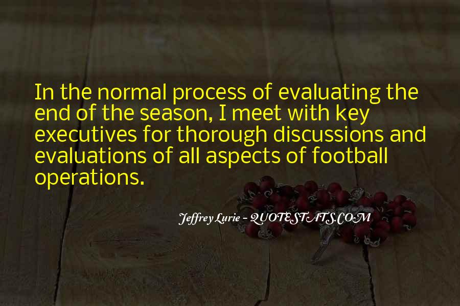 Quotes About The End Of A Football Season #764808