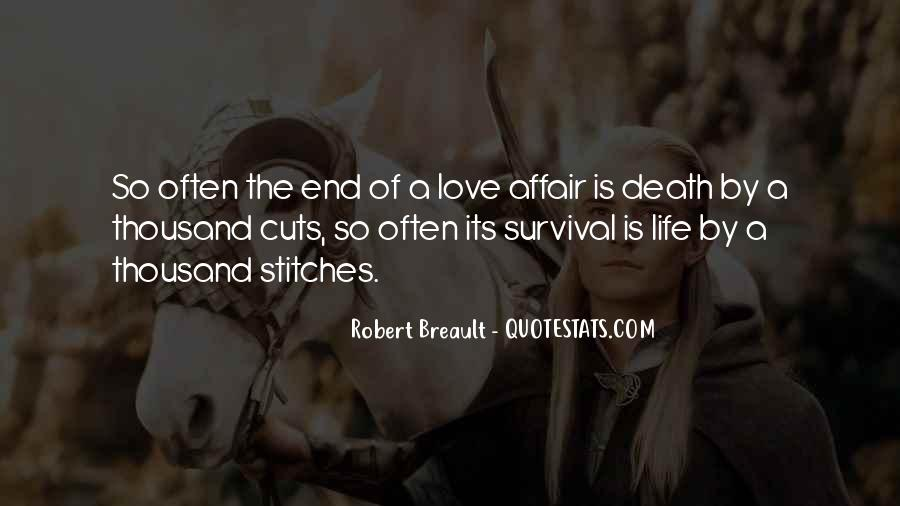 Quotes About Survival Of Love #840401