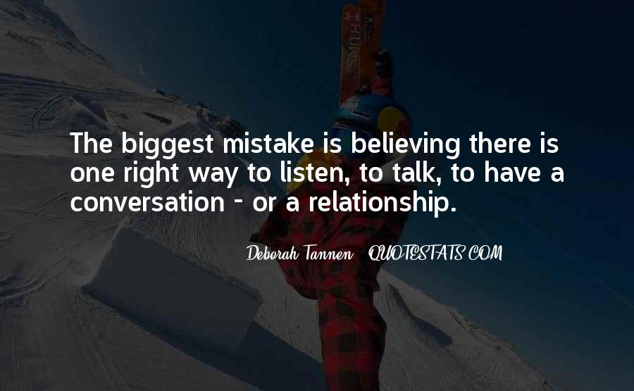 Quotes About Believing In Your Relationship #133102