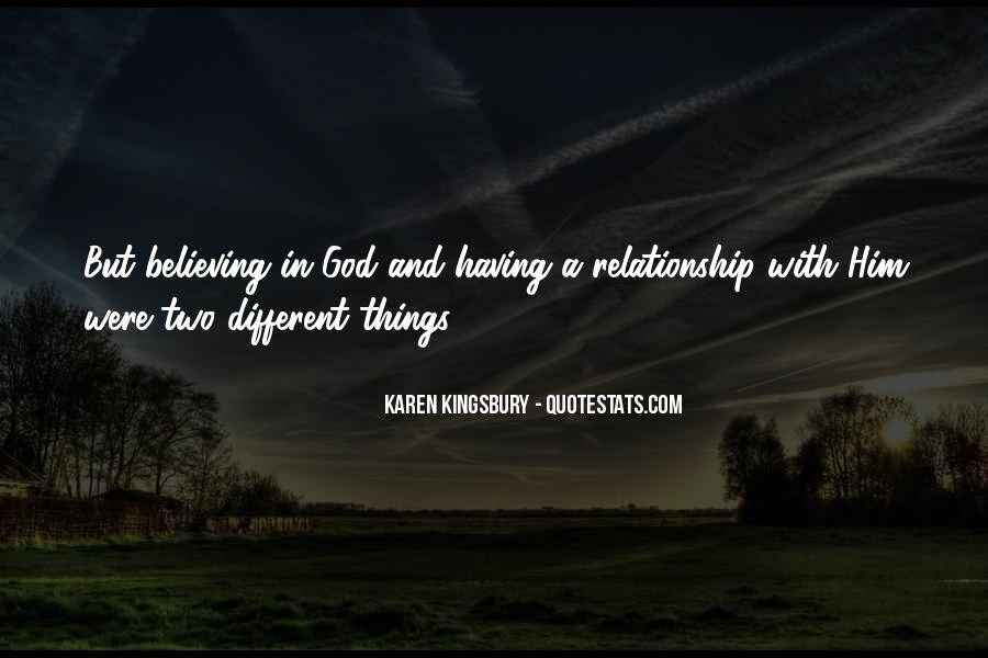 Quotes About Believing In Your Relationship #77496