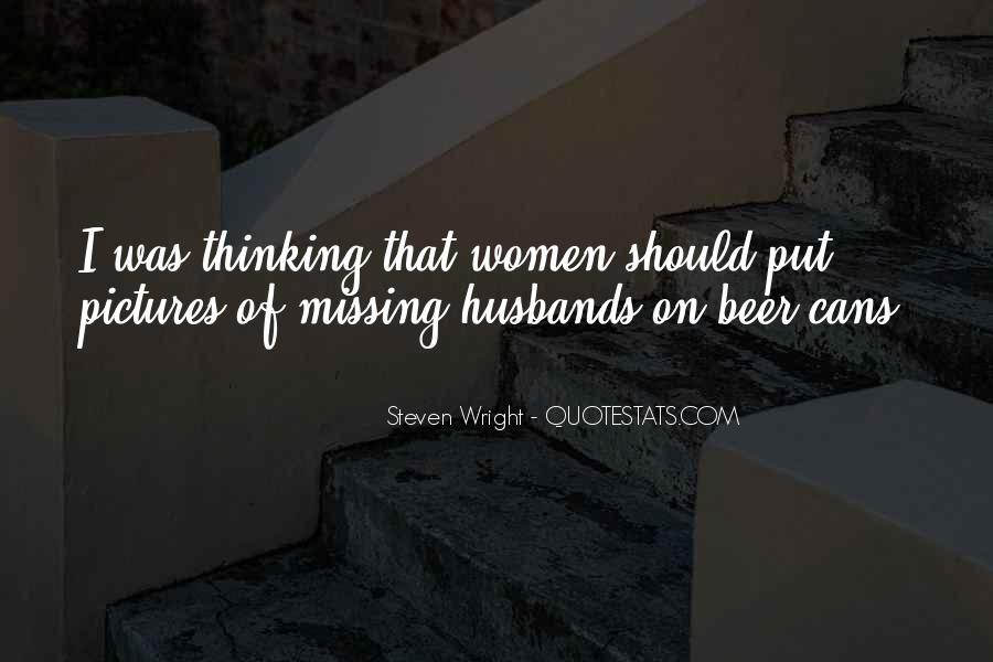 Quotes About Missing Your Husband #1298445