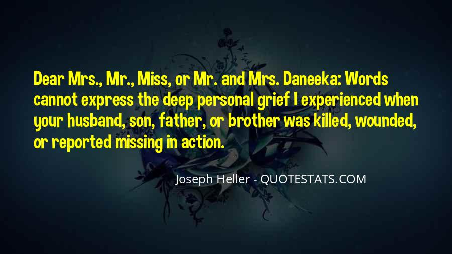 Quotes About Missing Your Husband #510512