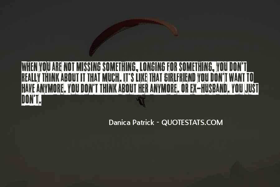 Quotes About Missing Your Husband #757967
