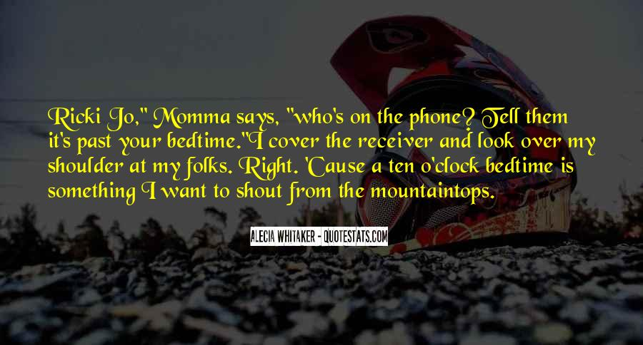 Quotes About Your Momma #1428315