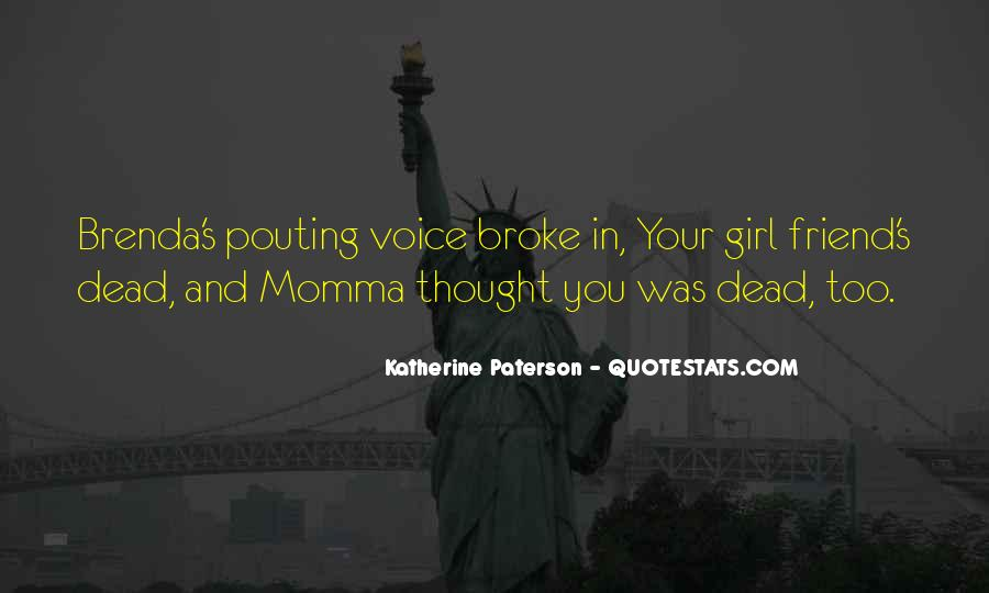 Quotes About Your Momma #519555