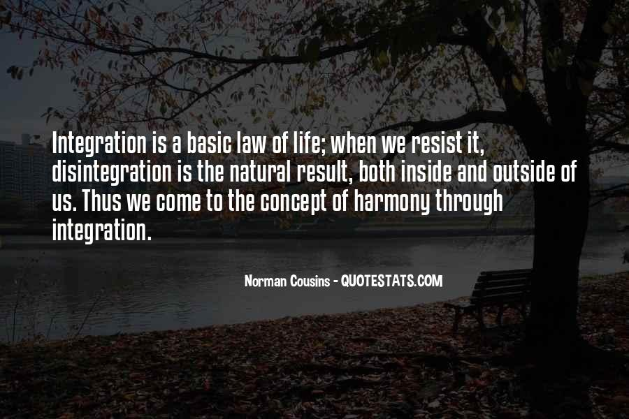 Quotes About Law Of Life #134225