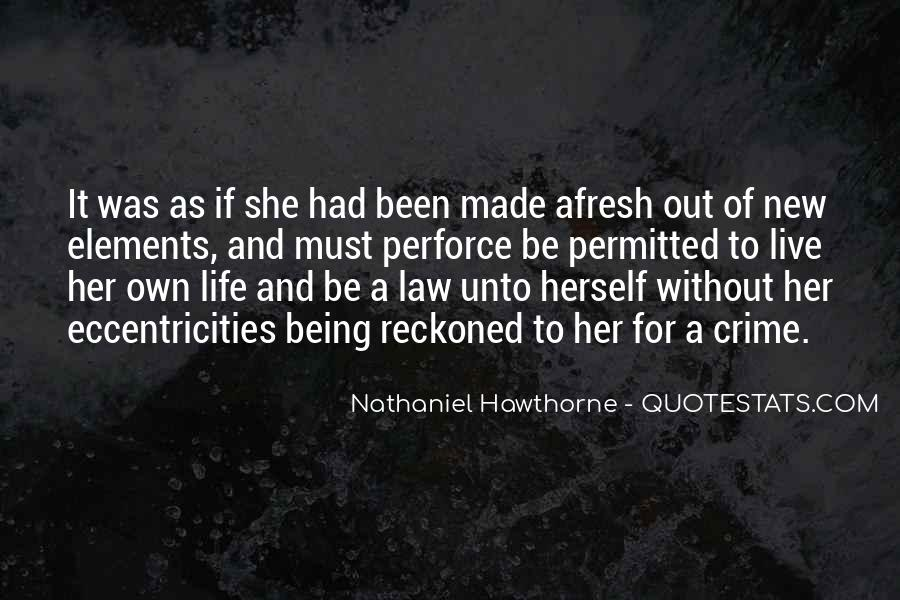 Quotes About Law Of Life #137153