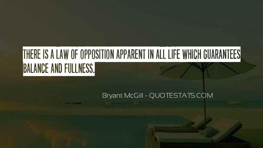 Quotes About Law Of Life #151829
