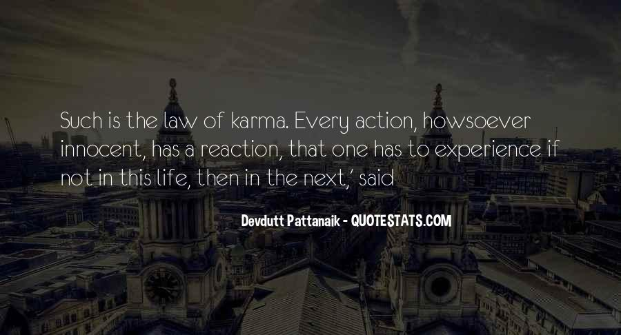 Quotes About Law Of Life #154667