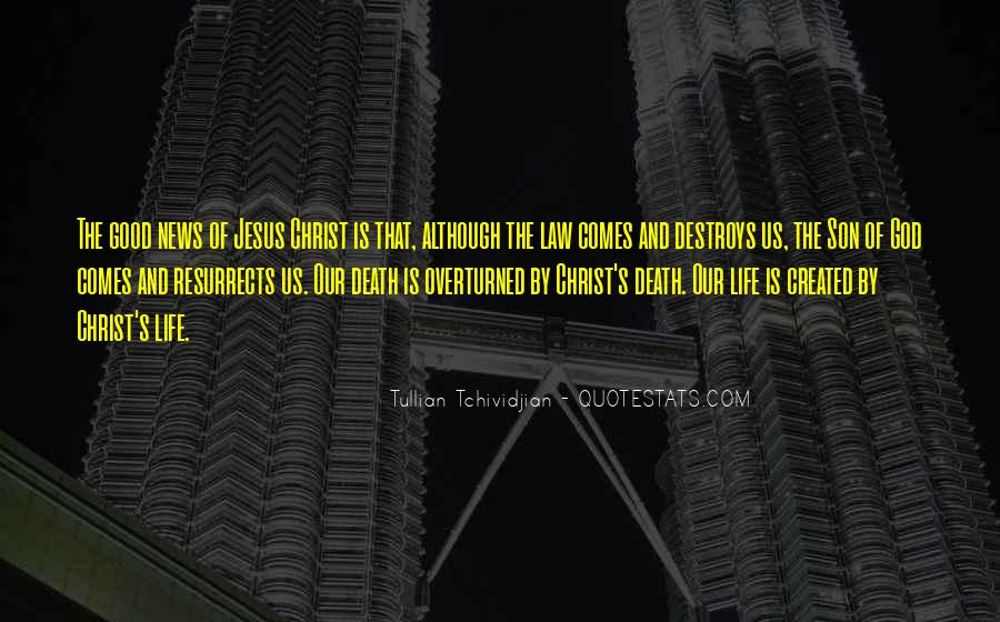 Quotes About Law Of Life #236390