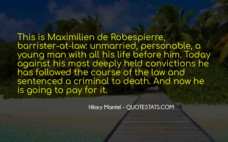 Quotes About Law Of Life #266186