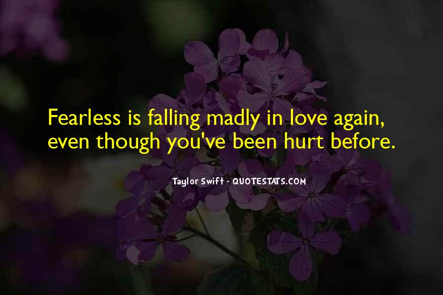 Quotes About Falling All Over Again #374366