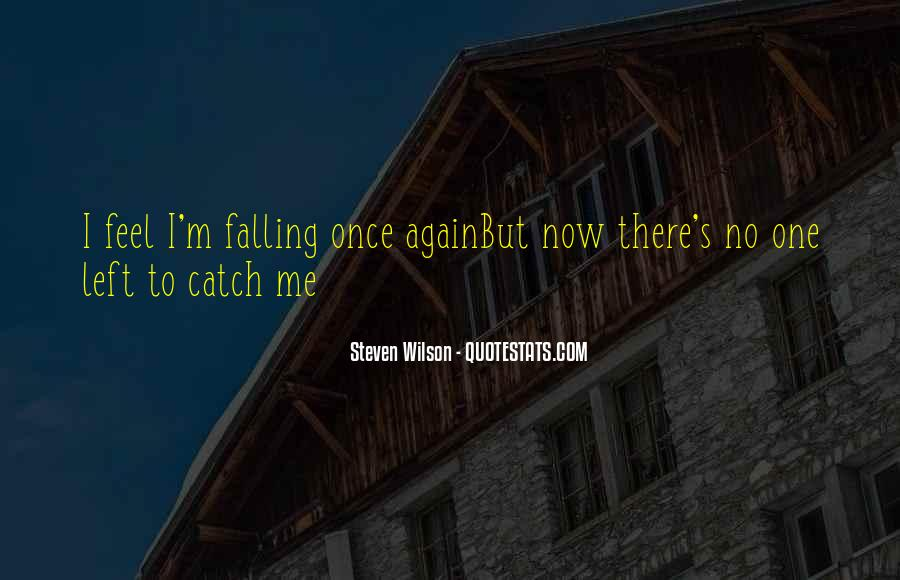 Quotes About Falling All Over Again #524156