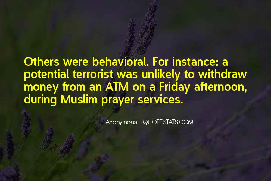 Quotes About Friday Muslim #1256360