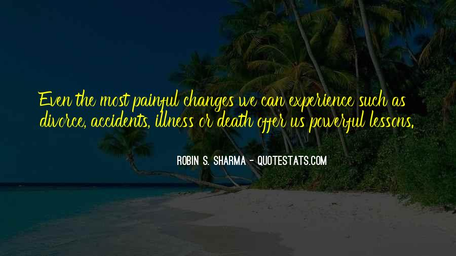 Quotes About Accidents Death #1390901