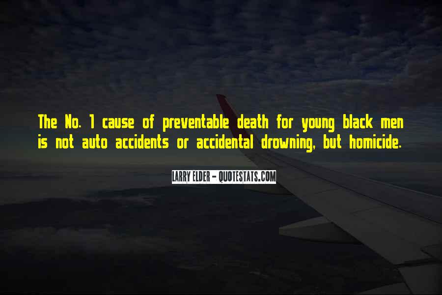 Quotes About Accidents Death #786525