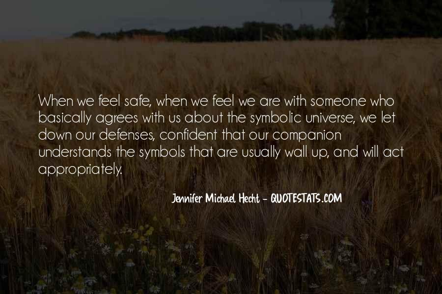 Quotes About Defenses #1062282