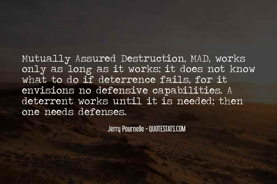 Quotes About Defenses #1066076
